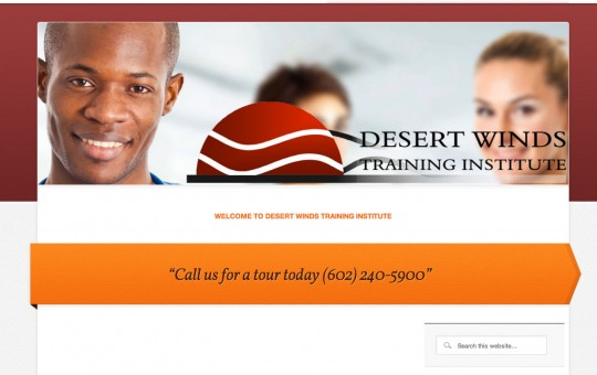 Desert Winds Training Institute